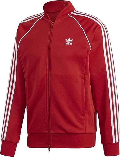 adidas Herren SST Originals Track Jacke: : Bekleidung