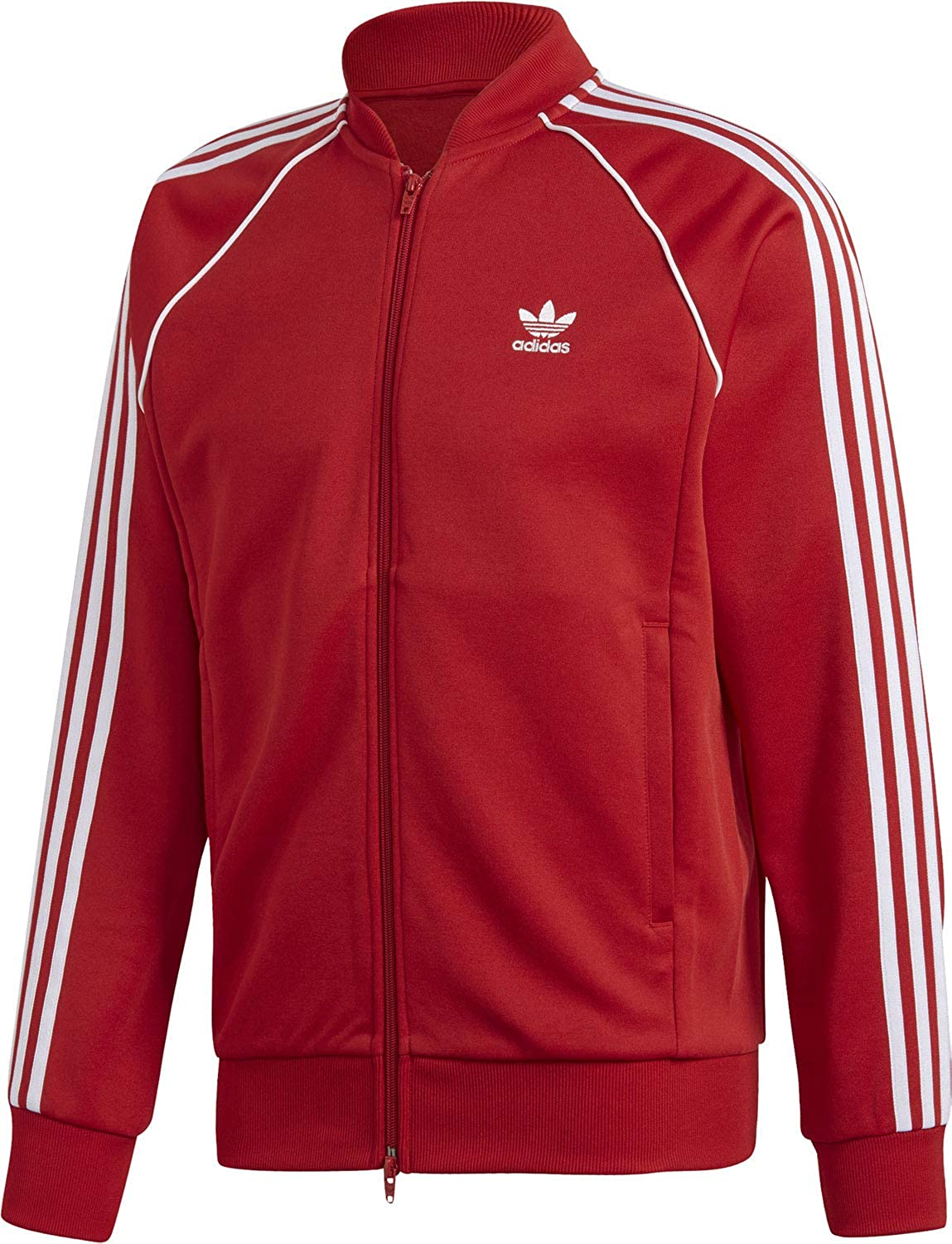 adidas Trefoil Warm up Crew, Felpa Uomo: MainApps: Amazon.it