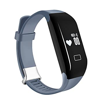 COOSA Fitness Tracker with Heart Rate Monitor, H3 Wireless ...