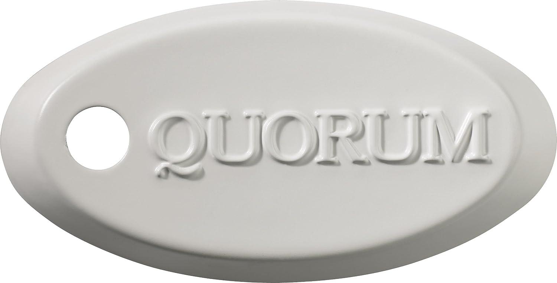Quorum 91525-6, Pinnacle White Energy Star 52 Ceiling Fan