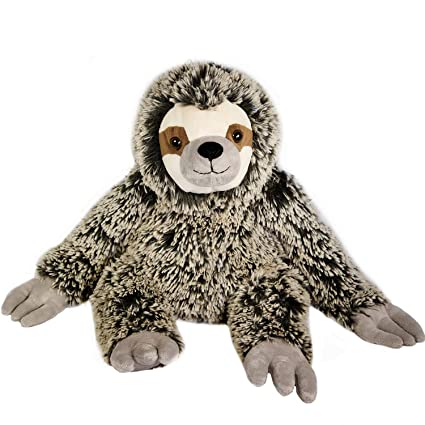 Amazon Com The Petting Zoo 20 Super Soft Frosted Brown Three