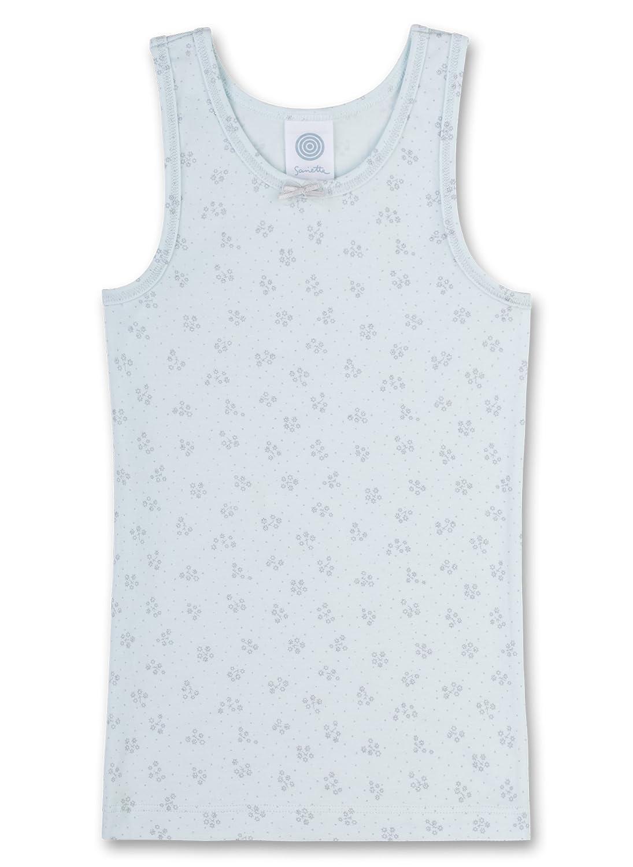 Sanetta Girl's Vest (Light Blue 50227) 6 Years 333787