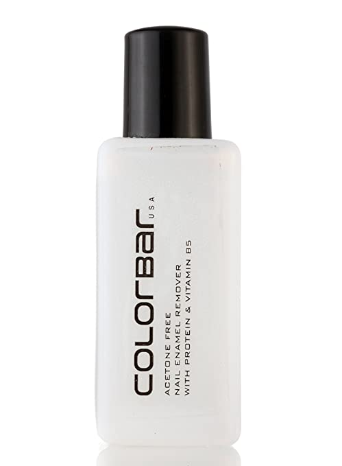 Buy Colorbar Nail Polish Remover, 110ml Online at Low Prices in ...