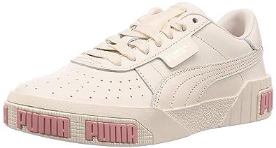 895441cdbeec9 Amazon.com   PUMA Women's Low-Top, Pink (Pastel Parchment-Bridal ...