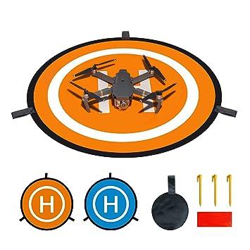 Boclay Drone Landing Pad, Plataforma de Aterrizaje Portátil para ...