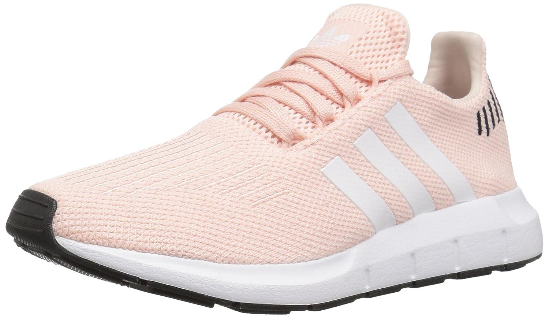 adidas Originals Women's Swift Running Shoe B077XGQGQY 10 B(M) US|Ice Pink/White/Black