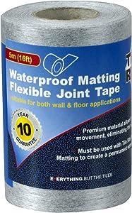 Tile RITE FJT465 Waterproof Matting Flexible Joint Tape 5m