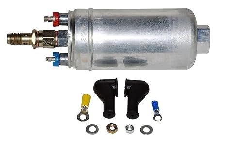 D2P 7.0 Bar Alto Rendimiento Externo Bomba de Combustible eléctrica para Porsche