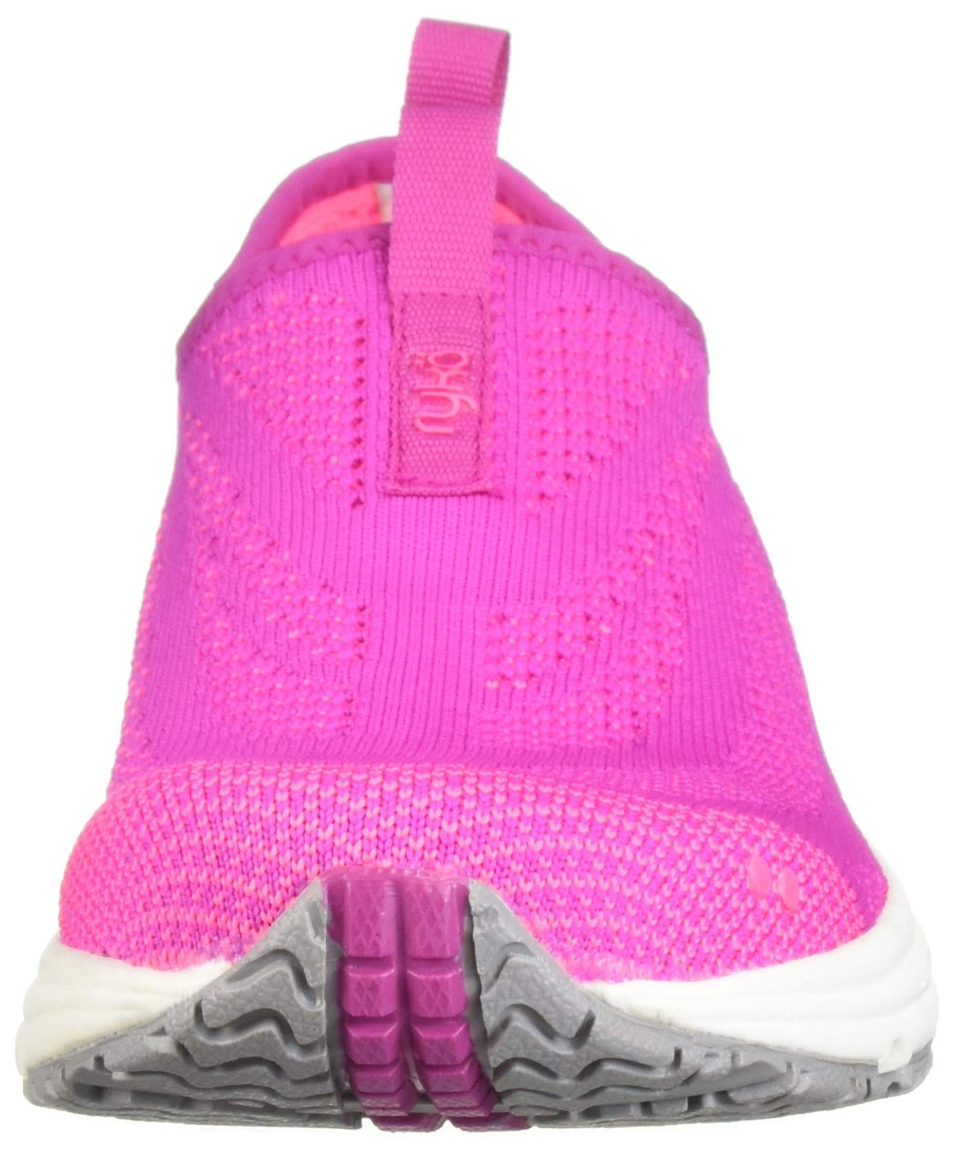 Ryka Women's Hydrosphere Cross Trainer, Bougainvilliea/Hyper Pink/Sconce Grey, 6.5 M US by Ryka (Image #4)
