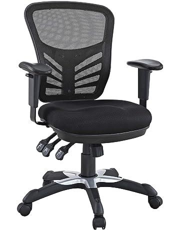 Cheap Office Chairs Amazon Ergonomic Modway Articulate Ergonomic Mesh Office Chair In Black Amazoncom Home Office Desk Chairs Amazoncom