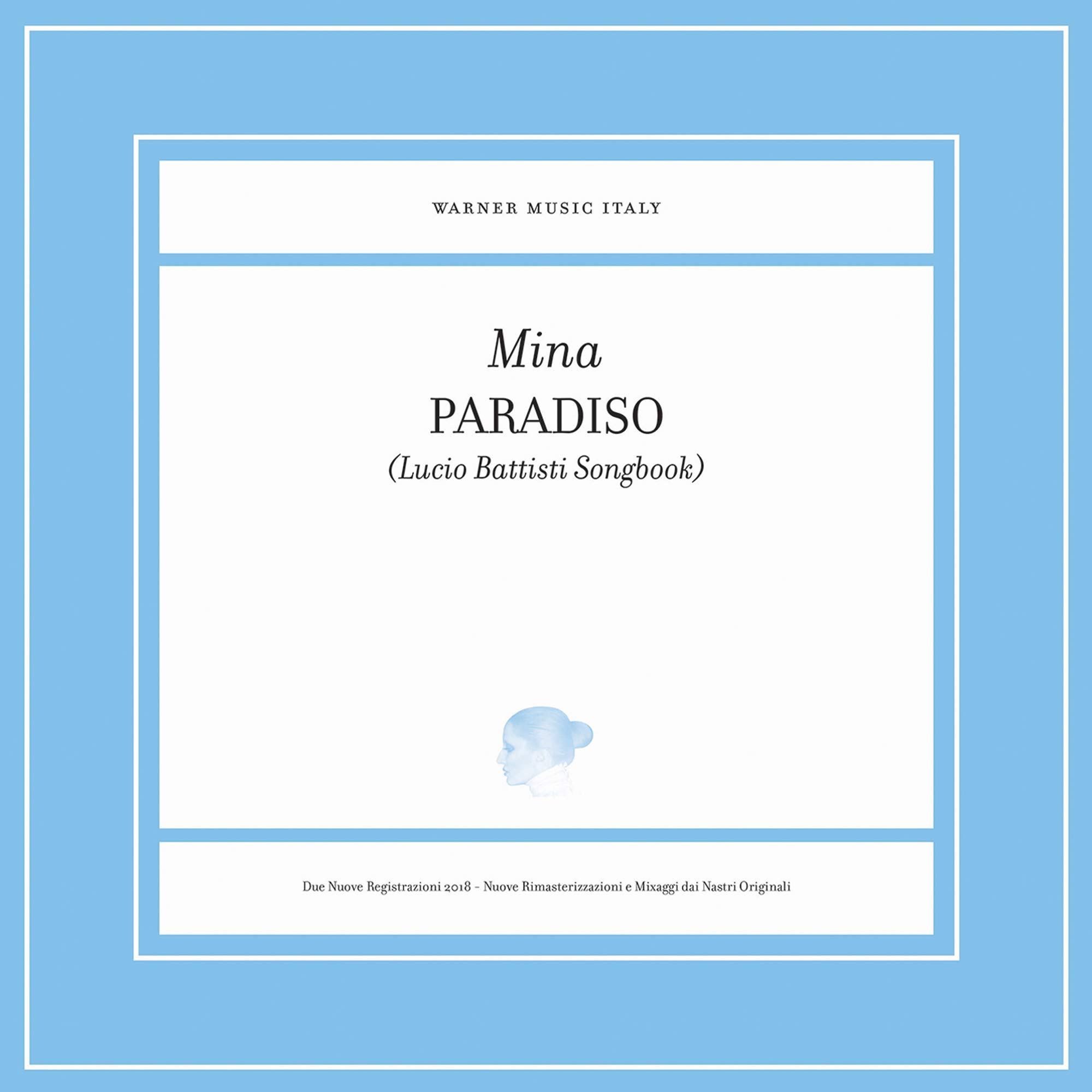 CD : Mina - Paradiso: Lucio Battisti Songbook (CD)