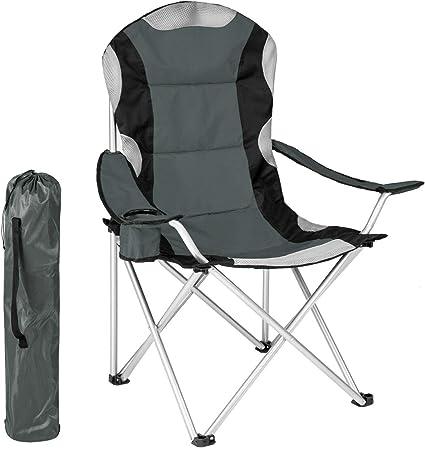Lumiereholic Chaise de Camping Fauteuil Pliable Fauteuil de