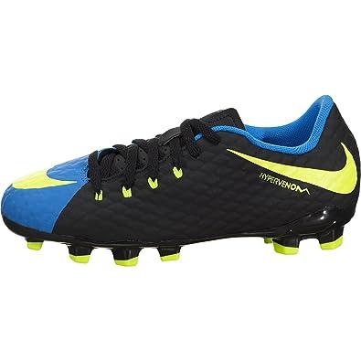 3e803c71d4c1b Nike Kids  Jr. Hypervenom Phelon III FG Indoor Soccer Shoe (Sz. 5 ...