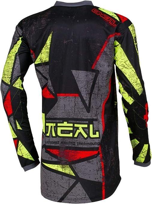 ONeal Element Jersey Equipacion para Montar en Bicicleta y Motocross Mujer