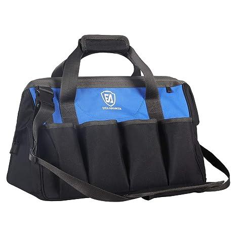 Amazon.com: EVER ADVANCED 18 pulgadas bolsa de herramientas ...