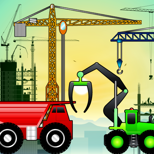 Diggers Toddlers Kids Educational Puzzles product image