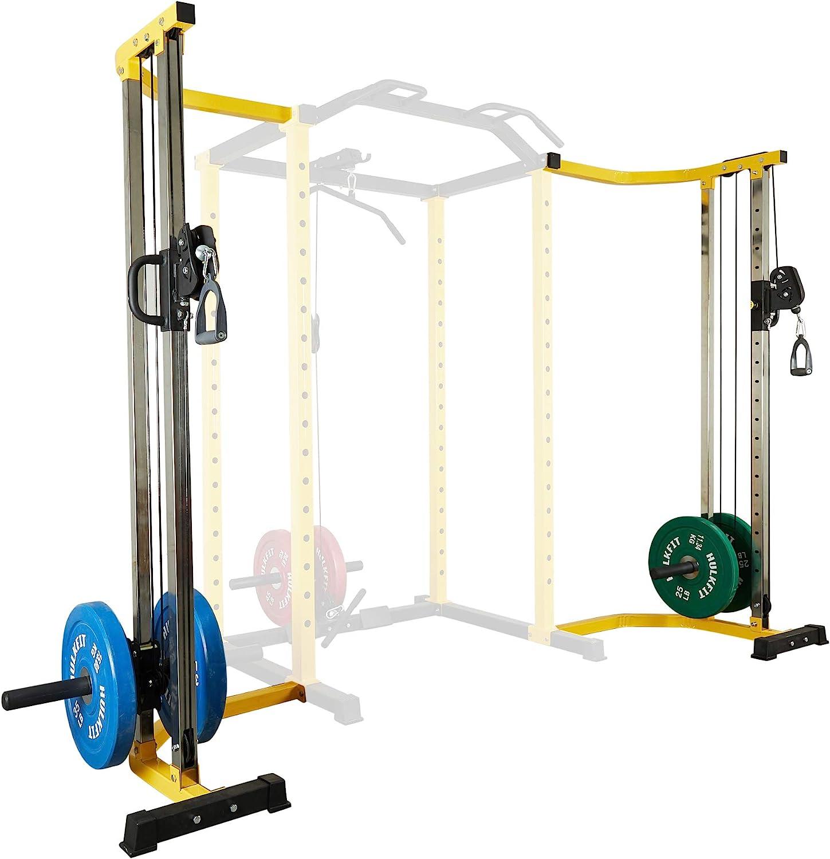 HulkFit Multi-Function Power Cage