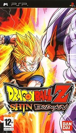 Resultado de imagen para dragon ball z shin budokai amazon
