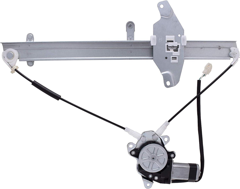 AISIN RPAT-057 Power Window Regulator /& Motor Assembly