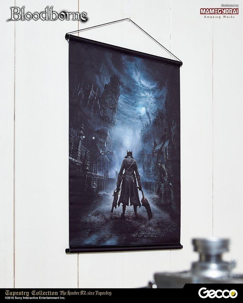 Bloodborne / Hunter (Hunter) B2 size tapestry: Amazon.es: Juguetes ...