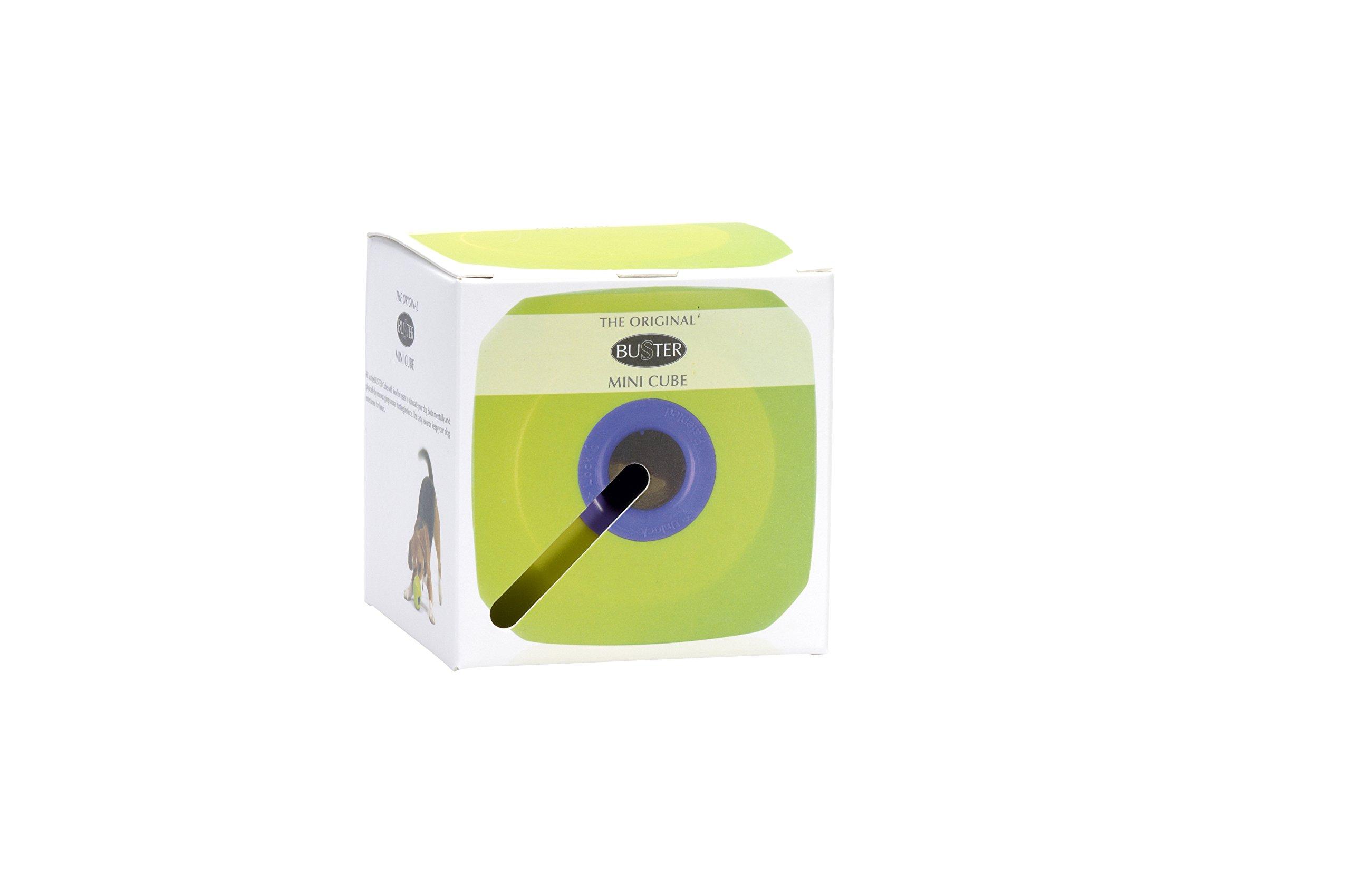 Kruuse Buster Food Cube Feeder, Lime by Kruuse (Image #3)
