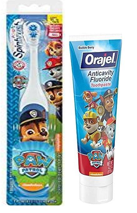 ARM & Martillo – Kid s – Cepillo de dientes SpinBrush/batería Alimentado por