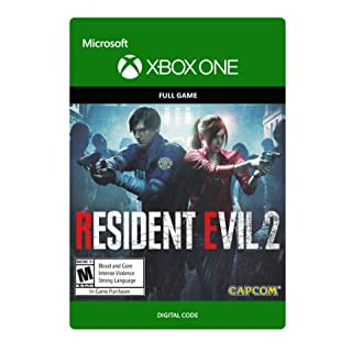 Resident Evil 2  - Xbox One [Digital Code]