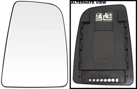 APDTY 67392 Side View Upper Mirror Replacement Glass Fits Right Passenger 2007