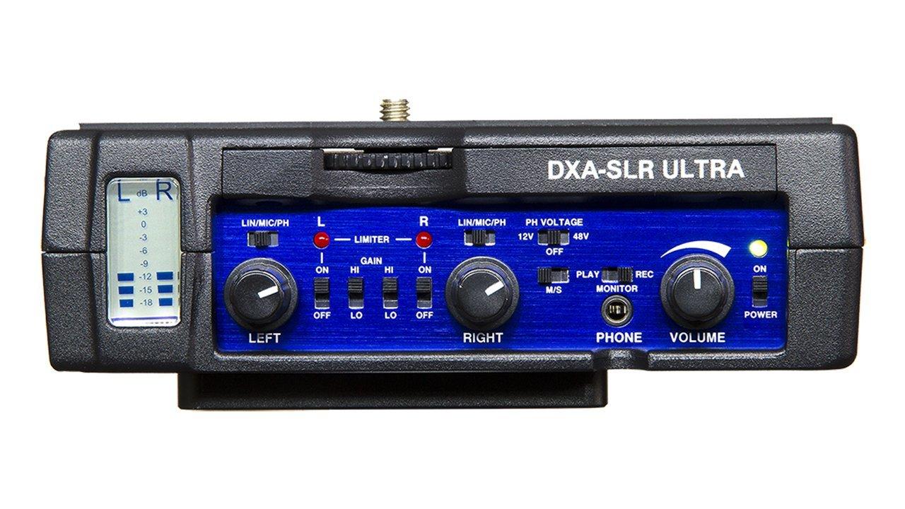 Beachtek DXA-SLR ULTRA Audio Adapter
