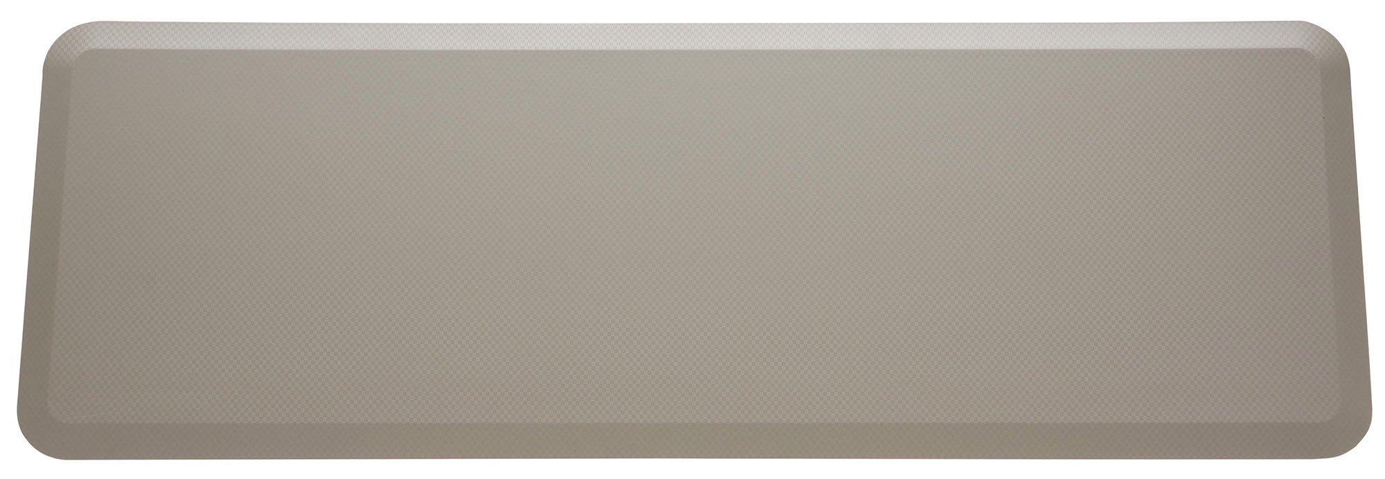 Arrowhead Healthcare Supply P-107350-24-01 FLATMAT, 24'' Wide, Bedside Fall Mat, Warm Grey