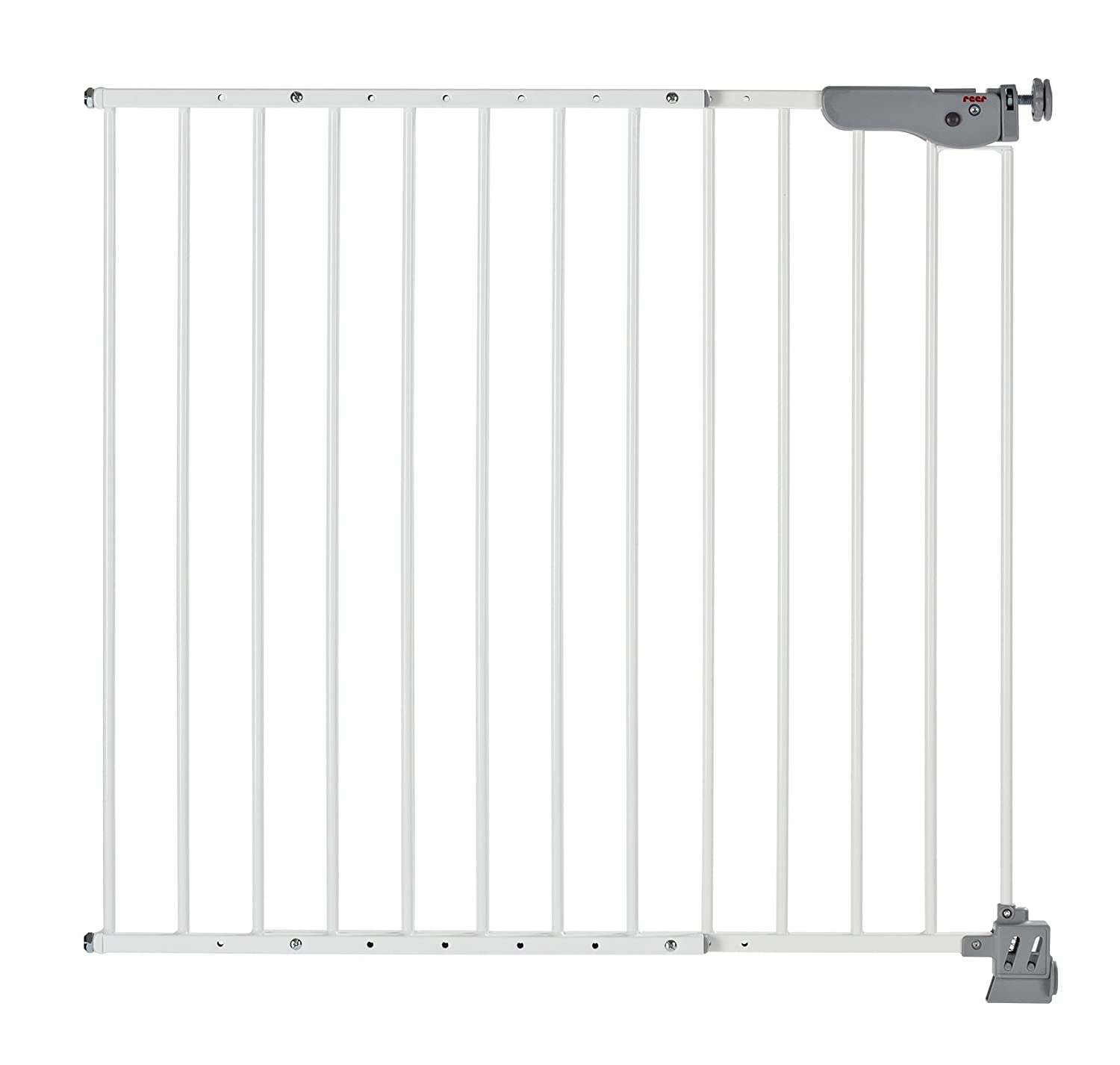 Reer 46120  t-gate Tü rschutzgitter Dual Kit, Active-Lock, Metall Container