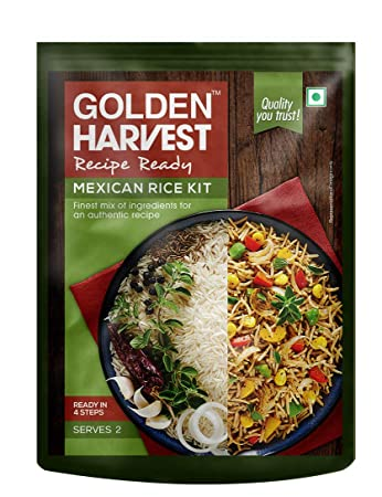 Recipe Ready Mexican Rice Meal Kit Serves 2 All Ingredients Inside