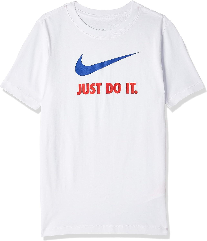 Nike Jungen Hemd B NSW Tee JDI Swoosh