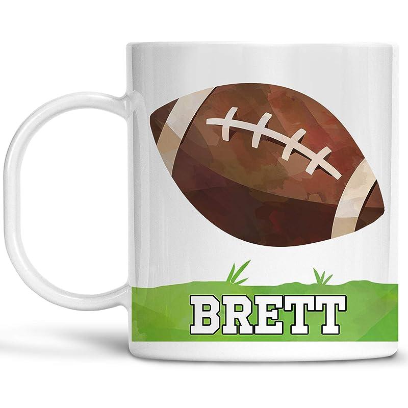 Kids Personalized Fishing Mug Customize with Childs Name Dishwasher Safe BPA Melamine Free Lightweight Unbreakable Cup