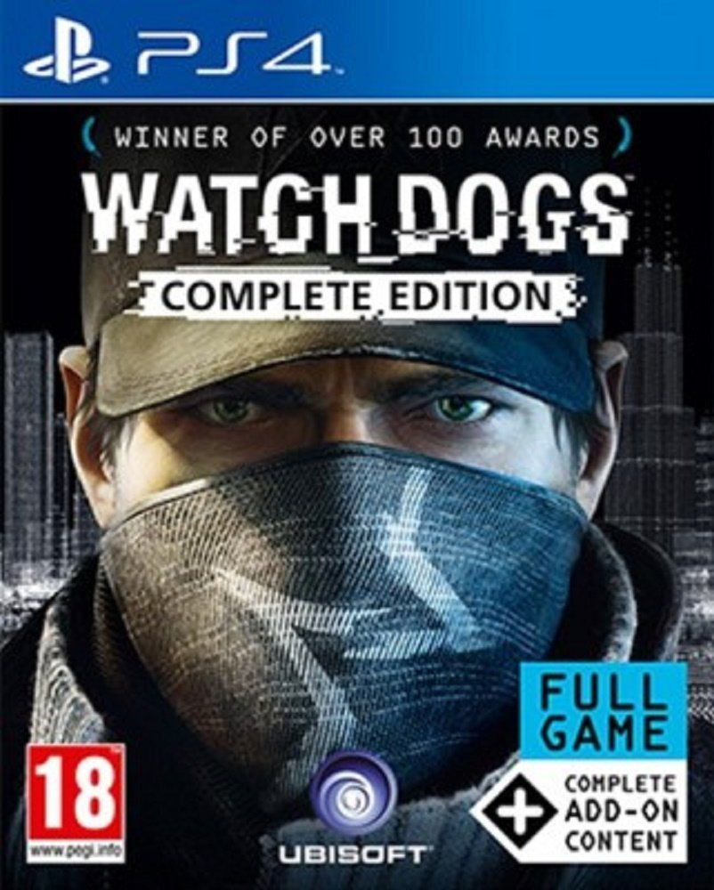 Watch Dogs Complete Edition (PS4) product image