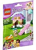 LEGO Friends–Das Haus der Spiele des Welpe, Briefumschlag Impuls (41025)