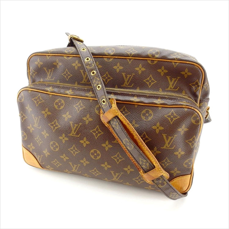 [ルイヴィトン] Louis Vuitton ショルダーバッグ 斜めがけショルダー メンズ可 ナイルGM M45242 モノグラム 中古 Y3298 B0772NQ6BS