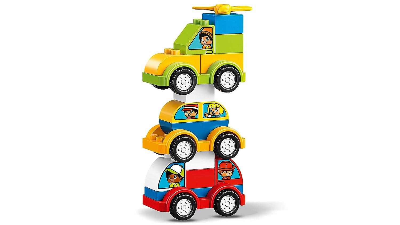 314871-LEGO-Duplo-I-miei-primi-veicoli-10886-B00EDTCHJ6 miniatura 8