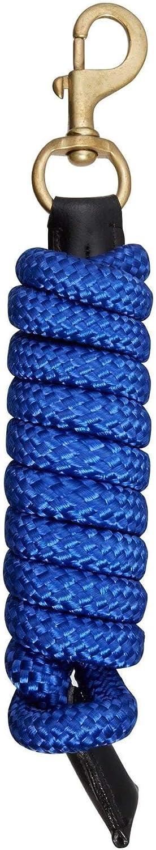 LeMieux Leather End Lead Rope Longe Mixte