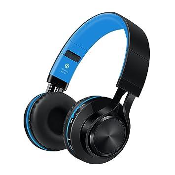 On-Ear auriculares, M. way Moda Bluetooth auricular sin hilos Radio FM Función Bluetooth 4.0 Gli Sport Auriculares Studio auriculares para móvil PC ...