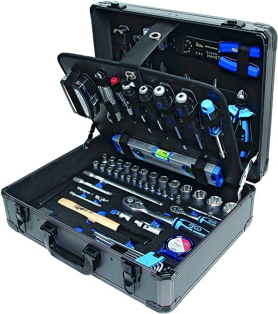 Caja de herramientas profesional completa 149 herramientas: Amazon ...