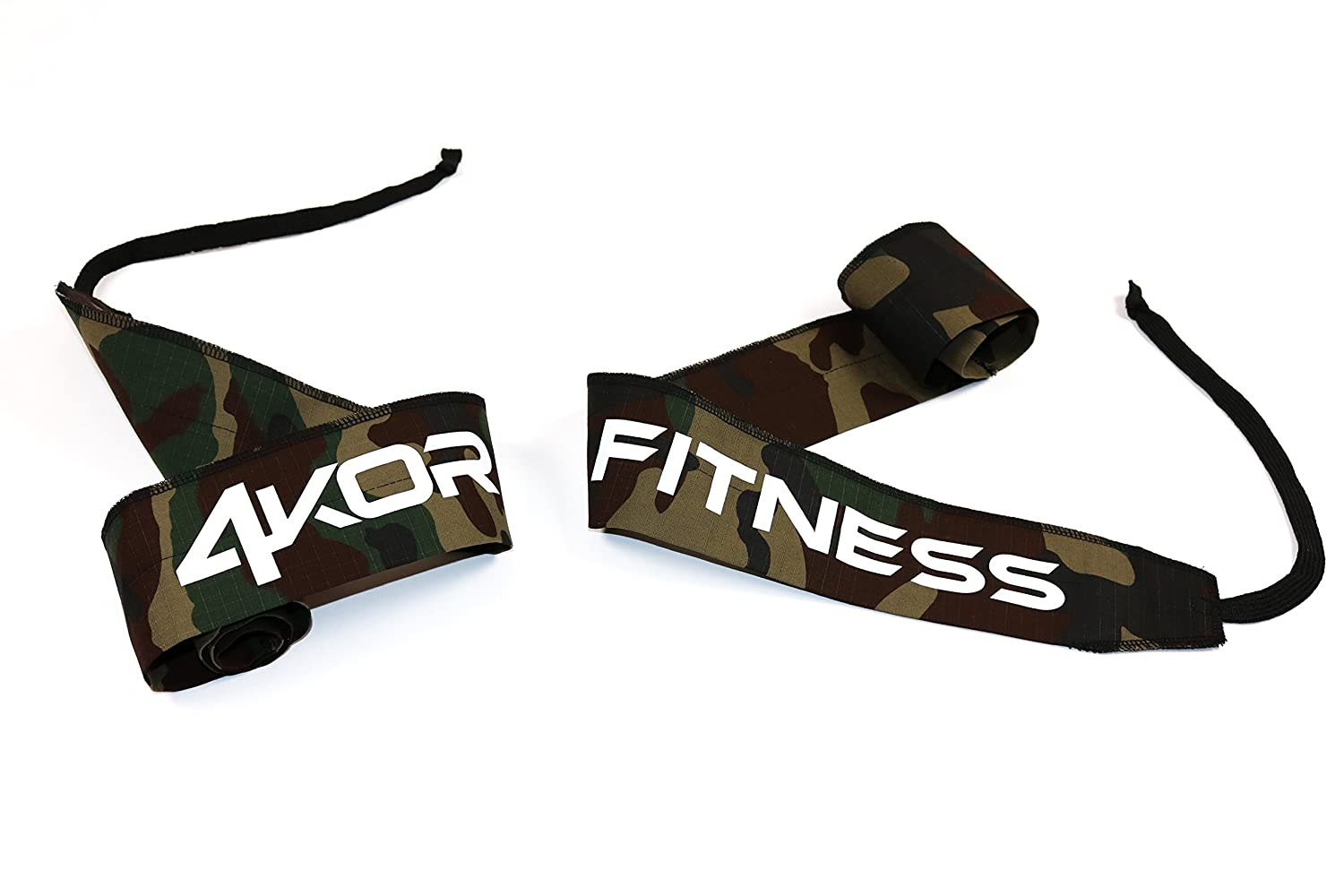 Olympic Weightlifting Wrist Supports for Weight Training Strength Wraps for Cross Training One Size Fits All 4 KOR Fitness Wrist Wraps by 4KOR Fitness Bodybuilding Powerlifting