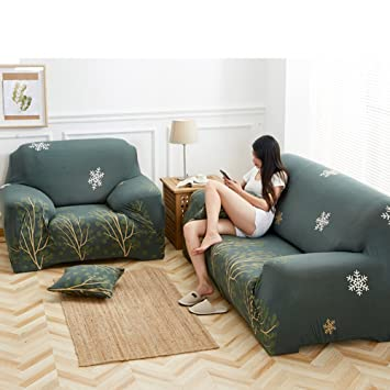Amazon.com: Alta elasticidad sofá, europeo Protector de ...