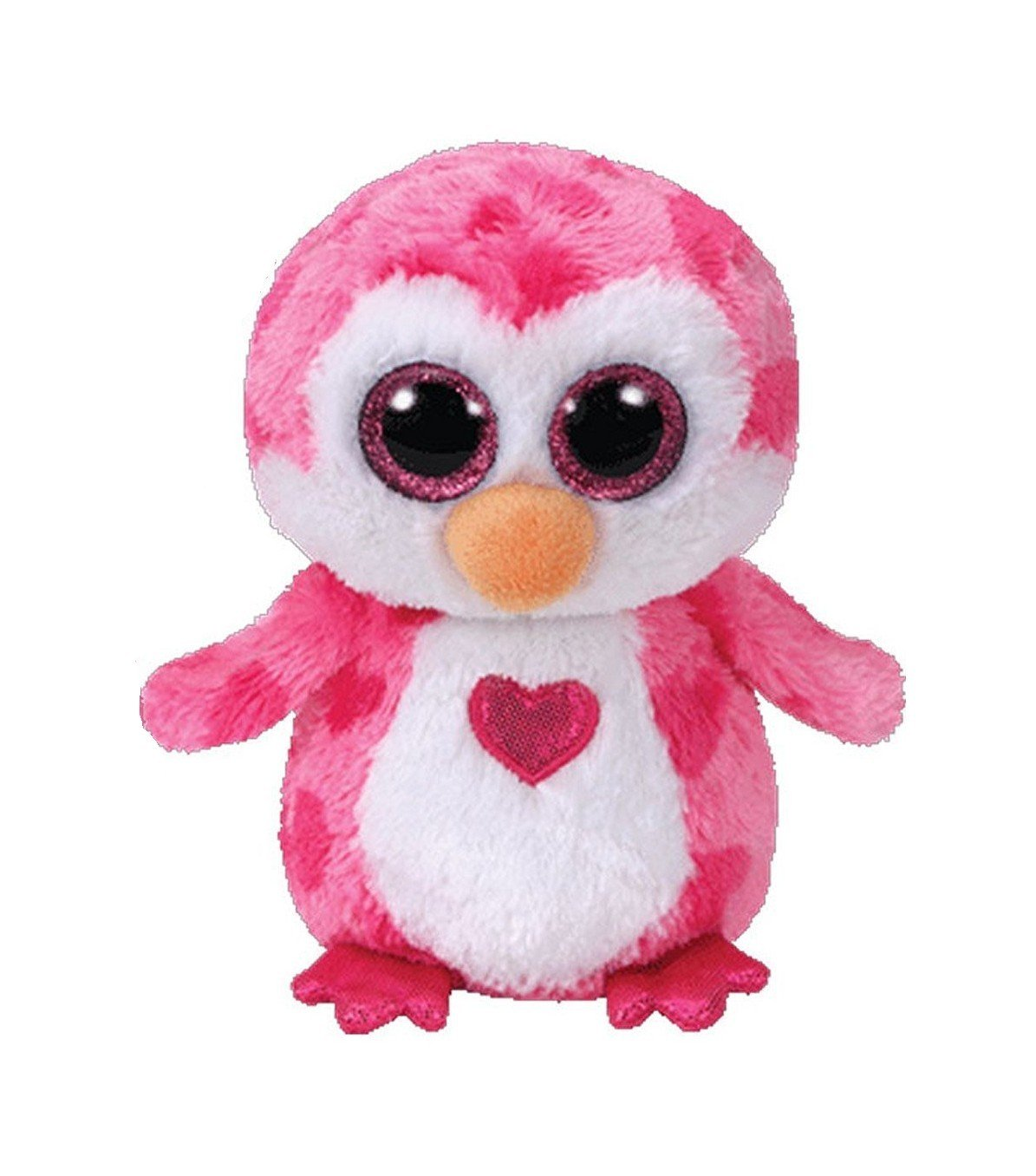 Ty Juliet Peluche pingüino, Color Rosa (United Labels Ibérica 37163TY): Amazon.es: Juguetes y juegos