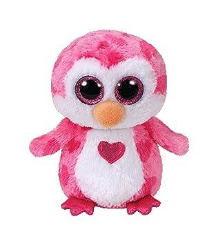 Ty Juliet Peluche pingüino Color Rosa United Labels Ibérica 37163TY: Amazon.es: Juguetes y juegos
