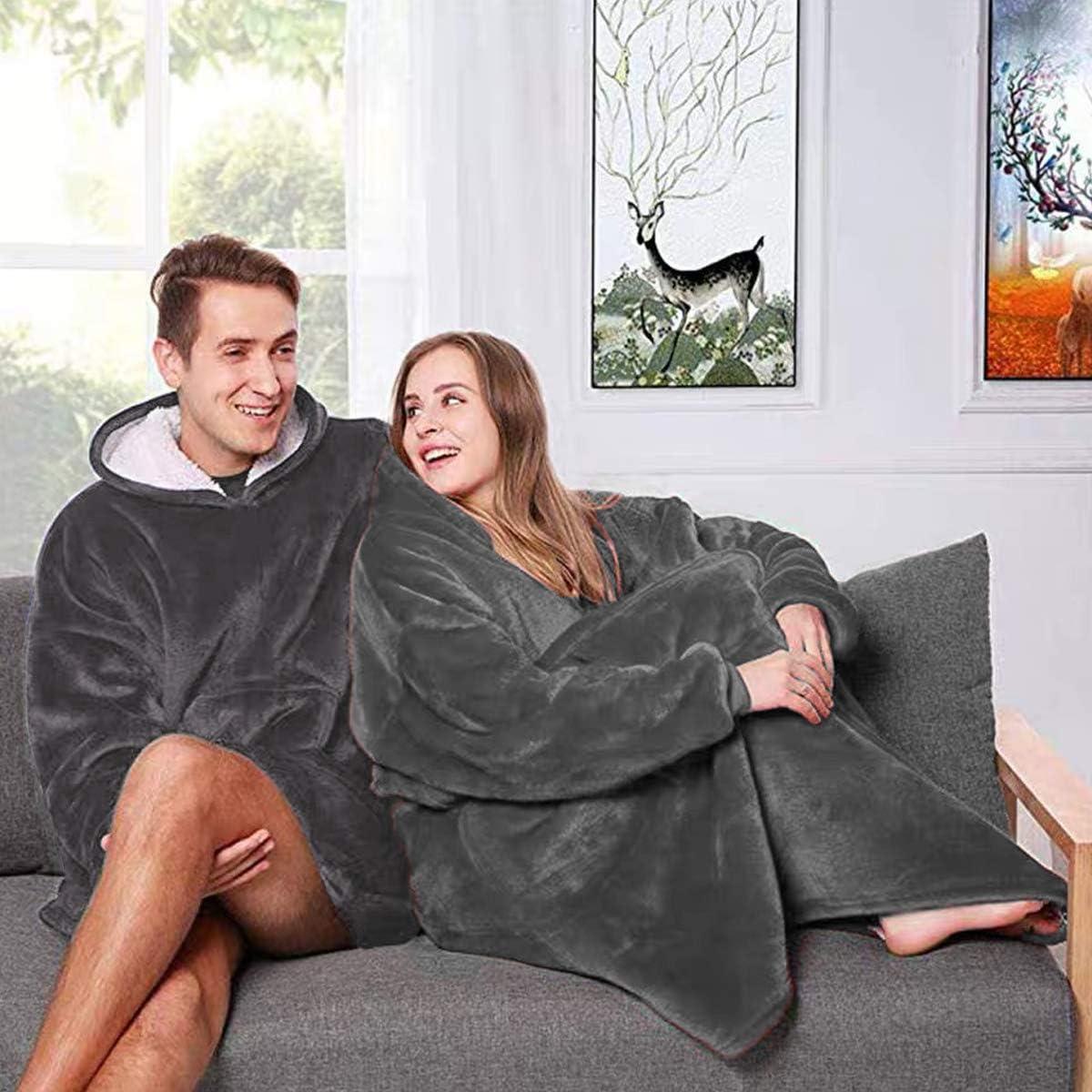 Free Amazon Promo Code 2020 for Nappo Hoodie Blanket Sweatshirt
