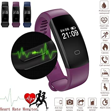 smartwatch Resistente Al Agua Impermeable Ip67 Bluetooth Bluetooth 4.0 Reloj Inteligente Fitness Tracker Waterproof Sensor De ...