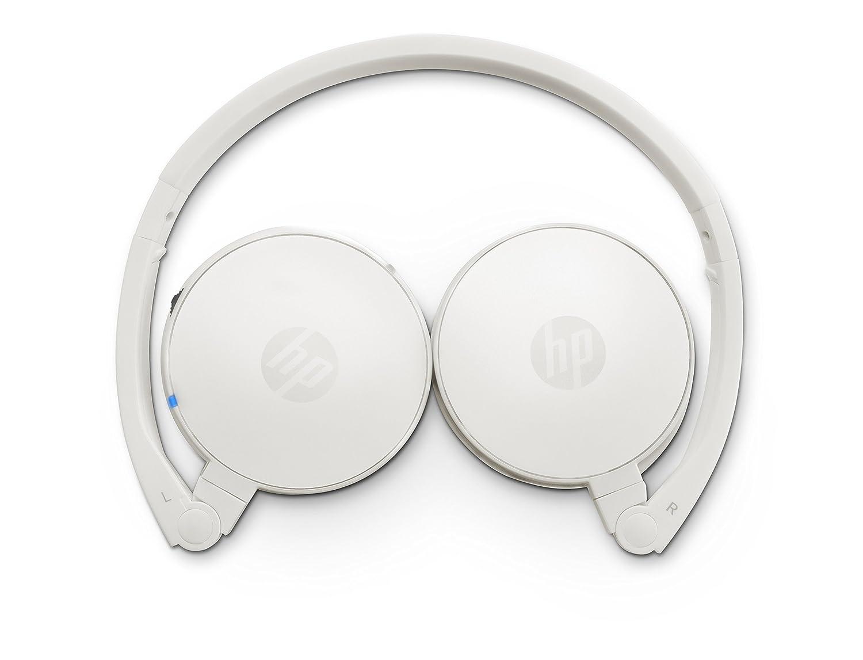 HP H7000 Cuffie wireless Bluetooth, Bianco