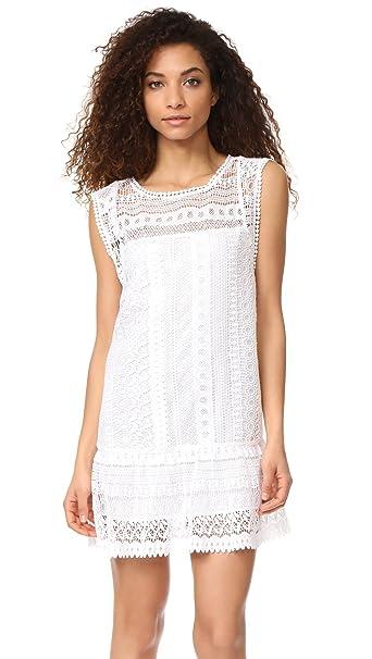 Amazoncom Bb Dakota Milo De La Mujer Crochet Encaje