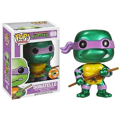 Funko POP Television TMNT Donatello Vinyl Figure (2013 SDCC Exclusive): Toys & Games
